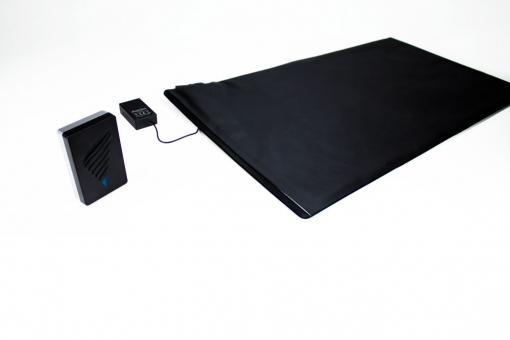Pressure sensitive detector mat XL with Receiver (Vibration)
