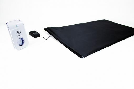 Pressure sensitive detector mat XL with Receiver (Plug-in Socket)